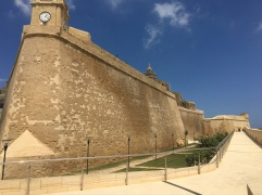 The Citadel on Gozo